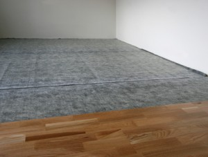 Soundproof floor
